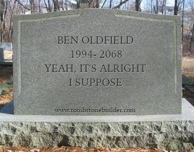 custom tombstone